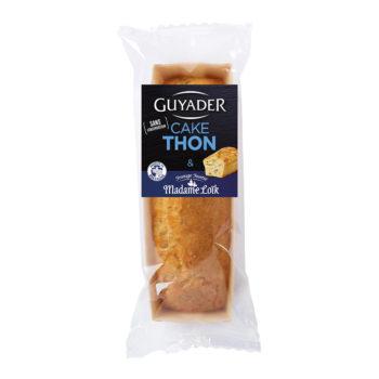 Cake Thon fromage Madame Loik
