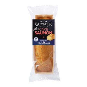 Cake Saumon Fromage Madame Loik